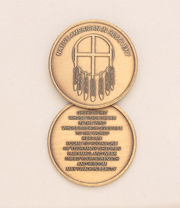 Four Winds Medallion