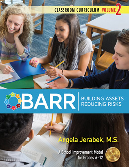 Building Assets, Reducing Risks Classroom Curriculum Volume 2