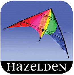 App Android Inspirations from Hazelden Inspirations from Hazelden is a free collection of daily messages to inspire you on your journey of recovery.