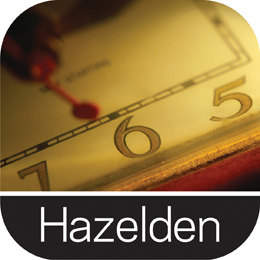 App Apple 24 Hours a Day A complete collection of thoughts, meditations, and prayers make it easy to focus on your sobriety anywhere, at any time. Practicing the Twelve Steps has never been more accessible!