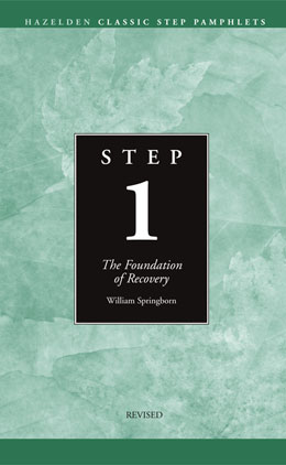 Ebook Step 1 Aa Foundations Of Recovery Hazelden