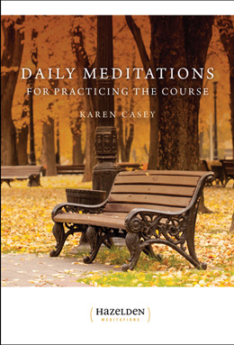 eBook Daily Meditations for Practicing The Course <br/>Written by the author of the beloved best-seller, <i>Each Day a New Beginning</i>, this collection of meditations reinforces the key concepts from the book <i>A Course in Miracles</i>, the modern spiritual classic that has changed the lives of millions.<br/>