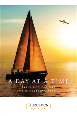 eBook A Day at a Time <br/>AA daily reflections and prayers offering inspiration, comfort, and hope.<br/>