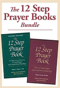 eBook 2 Book Bundle The 12 Step Prayer Book Second Edition Volume 1 and The 12 Step Prayer Book Volume 2 <br/>The 12 Step Prayer Book Volumes 1 and 2 provide a full year of daily inspiration. Wherever you are on your recovery journey, and however you define your Higher Power, you will find spiritual support in this special collection of prayers and inspirational readings.<br/>