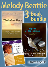 eBook Melody Beattie 3 Title Bundle: Author of Codependent No More 3 Other Best Sellers <br/>A must-have collection of Melody Beattie's top-sellers:<br/><i>Beyond Codependency<br/>