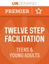 Treatment OnDemand with Twelve Step Facilitation-Youth Version (1-10 Clinicians)