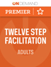 Treatment OnDemand with Twelve Step Facilitation-Adult Version (1-10 Clinicians)