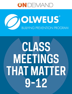 On Demand Class Meetings That Matter 9-12 (3 Year)
