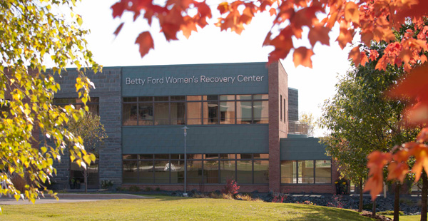 women's recovery center rededicated to betty ford -- hazelden